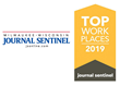 WorkWise Is Named a 2019 Top Workplace by the Milwaukee Journal Sentinel