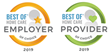Kadan Homecare Receives 2019 Best of Home Care® – Provider and Employer of Choice Awards