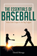 "David Moraga's New Book ""The Essentials of Baseball: From Little League to the Big Leagues"" is a Guide to Teaching America's Pastime for Players, Parents, and Coaches"