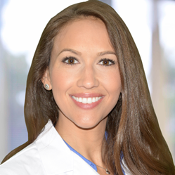 Dr. Jennifer Bowser presenting PPOA laser spine seminar April 27 in St. Petersburg, FL