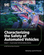 SAE International Offers New Book Series on Automated Vehicle Safety