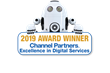 Big IT, Inc Named 2019 Channel Partners Excellence in Digital Services Award Winner