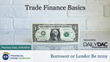 "Financial Poise™ Announces ""Trade Finance Basics,"" a New Webinar Premiering May 16th at 3:00 PM CST through West LegalEdcenter™"