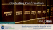 "Financial Poise™ Announces ""Contesting Confirmation"" a New Webinar Premiering May 21st at 1:00 PM CST through West LegalEdcenter™"
