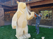 Bearizona Commissions World-Famous Sculptor Family to Create Epic Sculpture Called 'Inspiration Gone Wild' in Honor of International Sculpture Day, April 27