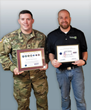 RoadSafe and Pennsylvania Supervisor Honored with Department of Defense Awards