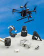 Stafford's New Shaft Collars, Couplings & Mounts Offer Drones Fixed and Adjustable Attachment Options