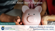 "Financial Poise™ Announces ""All About Asset Allocation,"" a New Webinar Premiering June 19th at 2:00 PM CST through West LegalEdcenter™"