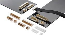 Molex gold plated PicoBlade connector