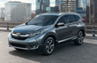 Continental Honda Gives Drivers a Closer Look at the New 2019 Cr-v Model's Trim Levels