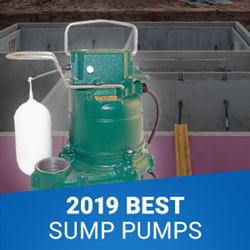 The Best Sump Pumps of 2019