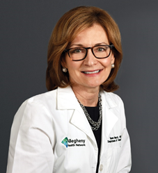 Allegheny Health Network's Dr  Susan Manzi to be Honored at Art