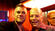 Deal Maker Live Host Michael Blank with Robert Helms, Host of The Real Estate Guys™ Radio Show