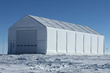 A Rubb Building Systems Arctic Adventure on Polar Ice Cap