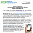 American Parkinson Disease Association Launches Symptom Tracker Mobile App