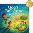 "Discovery House Wins Christian Book of the Year® - Children's Book Award for ""God's Big Story for You"" by Our Daily Bread Ministries"