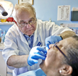Forensic Dentistry by Dr. Robert M. Trager Determines the Exact Age of Refugees for the I.N.S.
