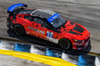 Kyle Marcelli and Nate Stacy in the KohR Motorsports Ford Mustang GT4 with Race for RP livery