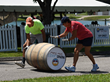 South's Only Human-Powered Wine Barrel Race Benefits East TN Charities at Nine Lakes Wine Festival