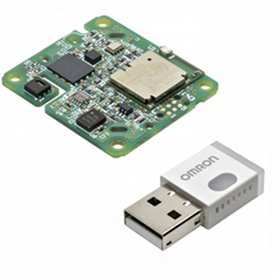Omron USB and PCB type multifunction environment sensors