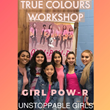 Girl Pow-R Performs in The Junior League's Unstoppable Girls Conference