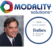 Modality Solutions' President Gary Hutchinson Accepted into Forbes Technology Council