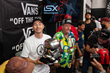 Monster Energy's Rune Glifberg from Denmark Takes 2nd Place in Masters Division