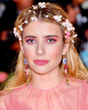"Get Emma Roberts Stunning ""Flower Explosion"" 2019 Met Gala Hairstyle Created by Celeb Stylist Ryan Trygstad Using Keratin Complex"