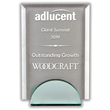 Adlucent award recognizes Woodcraft's increase in digital marketplace revenue.
