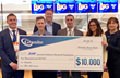 Granite Gives $10,000 to Support JDRF's Diabetes Research
