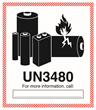 Printingworx® Announces Addition Of Hazmat Lithium Battery Warning Labels To Their New Distribution Solutions