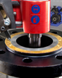 New Esco FLANGEHOG 110® Flange Facing Tool Refinishes Rather Than Replaces Damaged Flanges
