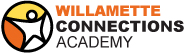 Willamette Connections Academy logo