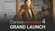 Reallusion Launches Cartoon Animator 4 and Facial Mocap Plug-in -- The Complete 2D Character Design & Animation System Accessible for Anyone