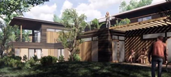 Southland Log Homes - TreeHAUS Rendering
