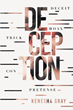 "Kenesha Gray's New Book ""Deception"" Is an Engrossing Romantic Drama Starring Miranda Hernandez, a Promising Young Law Intern Set on a Lush Caribbean Island"