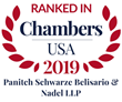Chambers USA Ranks Panitch Schwarze Among Top IP Attorneys for 2019