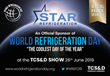 Star Refrigeration Exhibits Pioneering Innovation for Industry at the TCS&D Show