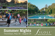 2019 Filoli Summer Nights Schedule Announced: Dynasty Night, Roaring 20's, Nest and MidSummer Night's Dream, Among The Themes For This Year's Series