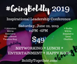 Going Boldly 2019 Inspirational Leadership Conference