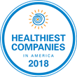Crowley Honored Among Healthiest Companies in America for Sixth Straight Year