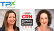 TPx Channel Executives Hilary Gadda and Stacy Conrad Honored as 2019 CRN Women of the Channel