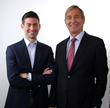 The father/son duo at the Nurenberg Paris Law Firm - Attorneys Jordan Lebovitz & Jamie Lebovitz.