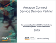 VoiceFoundry Achieves Amazon Connect Service Delivery Designation