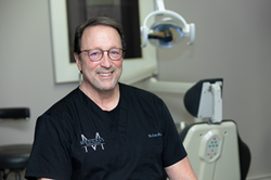 Dr. Carl Medgaus of Medgaus Dental Group in Monroeville and Pittsburgh, PA.