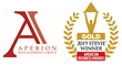Aperion Management Group Honored as Gold Stevie Award Winner in 2019 American Business Awards®