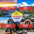 Colorado Classic® Presented by VF Corporation Announces Host Communities for 2019 Race