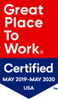 Benchmark Named a Best Workplace by Great Place to Work Institute for Second Straight Year