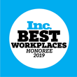 Suvoda Named One of Inc. Magazine's Best Workplaces 2019