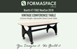 Formaspace Office™, Custom Furniture Manufacturer, Showcases Co-Creation Solutions at Booth #7062 NeoCon 2019